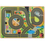 Jumbo Roadway Activity Rug