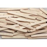 Economy Grade Craft Sticks, 1,000 pieces, Natural Economy Grade