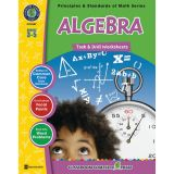 Principles & Standards of Math Task & Drill Worksheets, Algebra, Grades 3-5