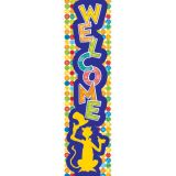 Spot on Seuss™ Welcome Banner