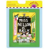 Carry Along Book & CD, Miss Nelson is Back