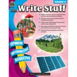 The Write Stuff, Grade 4