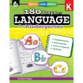 180 Days of Language, Grade K