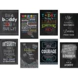 Chalk It Up! Inspire U™ 8-Poster Pack