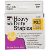Heavy Duty Staples, 5/8