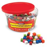 Centimeter Cubes, Set of 500