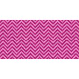 Fadeless® Design Roll, 48 x 50', Pink Chevron
