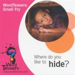 WordTeasers® Conversation Starters, Small Fry