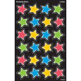Amazing Stars superShapes Stickers, Large