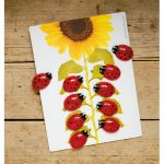 Ladybugs Early Number Cards
