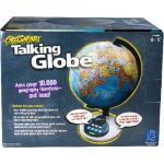GeoSafari® Talking Globe™, Grades 3 and up
