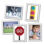 Photographic Learning Cards, What's Wrong
