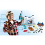 Pretend & Play® Work Belt Tool Set