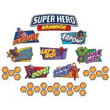 Marvel™ Super Hero Adventure Behavior Mini Bulletin Board Set