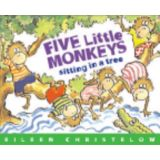 Five Little Monkeys Sitting in a Tree, Paperback