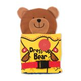 Dress Up Bear Cloth Book