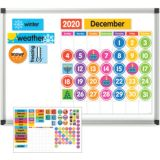 Giant Magnetic Calendar Set