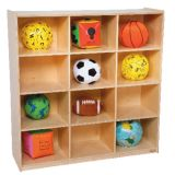 Big Cubby Storage, 12 shelf
