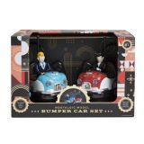 Retro RC Bumper Car Set