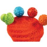 Paint & Clay Mushroom Stampers, Set of 4