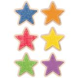 Upcycle Style 3 Designer Cut-Outs, Stars