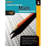 Higher Scores on Math Standardized Tests, Grade 4