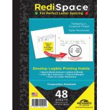 RediSpace® Composition Book, Assorted Colors