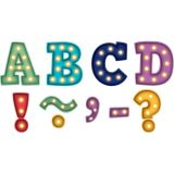 Marquee Magnetic Bold Block Letters, 3