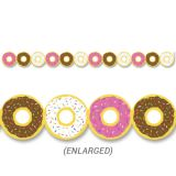 So Much Pun! So Much Pun Donuts Border