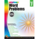 Spectrum® Word Problems, Grade 7