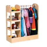 See and Store Dress-Up Center