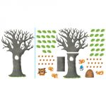 Big Oak Tree Bulletin Board Set