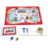 Language Readiness Learning Center Games, The Alphabet