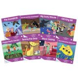 Fantails™ Book Banded Readers, Purple Fiction, Levels K-L