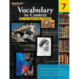 Vocabulary in Context for the Common Core™ Standards, Grade 7