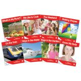 Fantails™ Book Banded Readers, Red Non-Fiction, Levels B-D