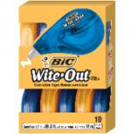 BIC® Wite-Out® EZ Correct® Correction Tape, 10-pack