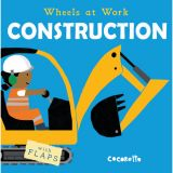 Wheels at Work Board Books, Construction
