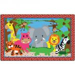 Cutie Jungle™ Rug, 3' x 5'