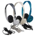 Multimedia Stereo Headphone, Beige