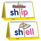Double-sided Flip Stands, Word Building Flips