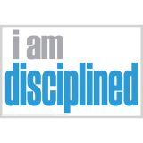 Disciplined Notes, Pack of 20