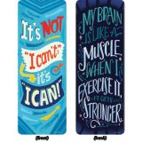 What's Your Mindset? Motivational Bookmarks