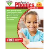 Everyday Intervention Activities for Phonics, Grade 1