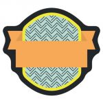 Aim High Mini Cut-Outs, Badges