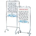 Chart Stand, Adjustable to 64