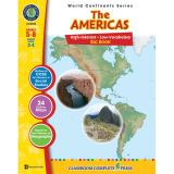 World Continents Series: The Americas Big Book