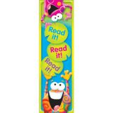 Frog-tastic!® Read it! Read it! Read it! Bookmarks