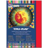 Tru-Ray® Fade-Resistant Construction Paper, 9 x 12, Festive Red