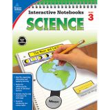 Interactive Notebooks: Science, Grade 3